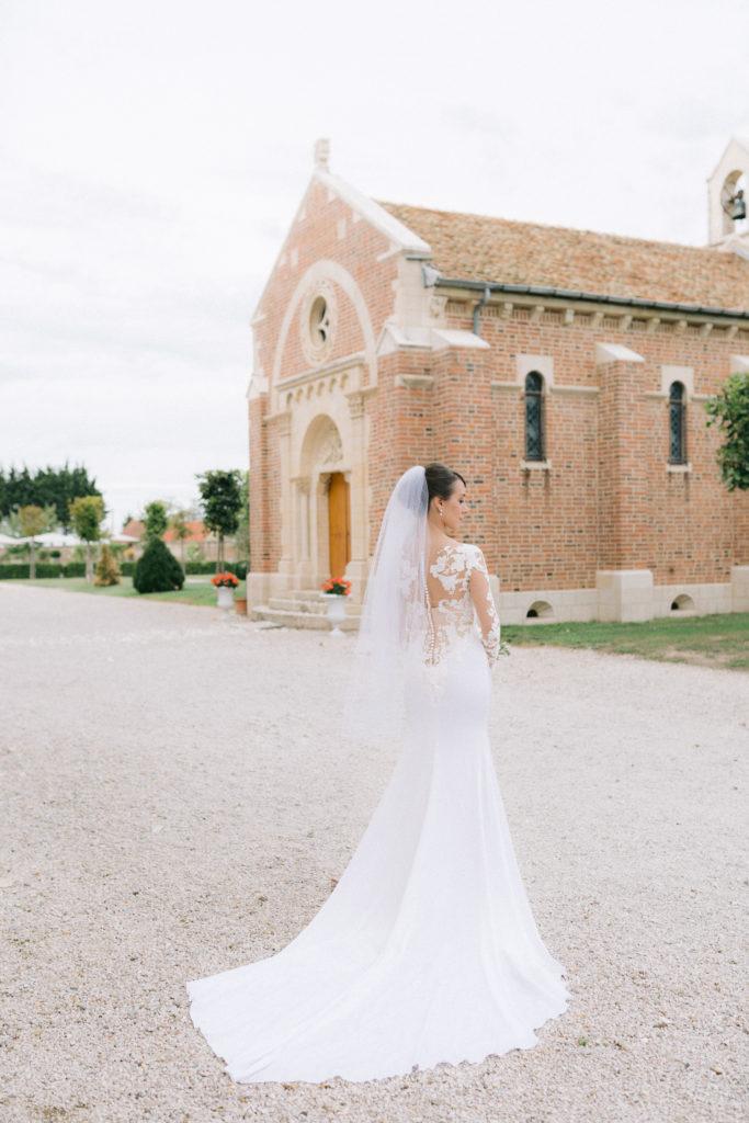robe de mariée en Bourgogne