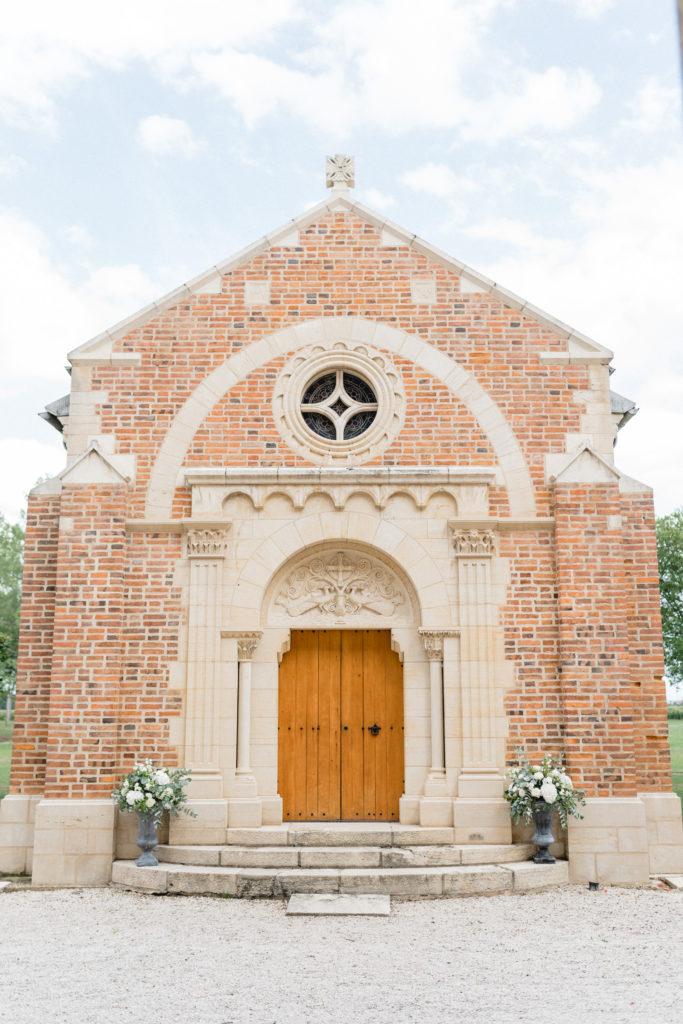 chapelle au chateau de varennes